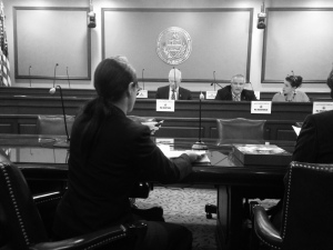 WLP attorney Amal Bass testified in support of legislation that would clarify the obligations of employers and rights of pregnant and nursing workers in Pennsylvania