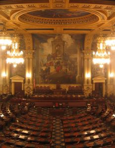 The Pennsylvania House of Representatives