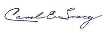 Signature-Carol