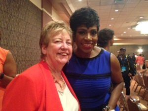 WLP Executive Director and actress/activist Sheryl Lee Ralph-Hughes